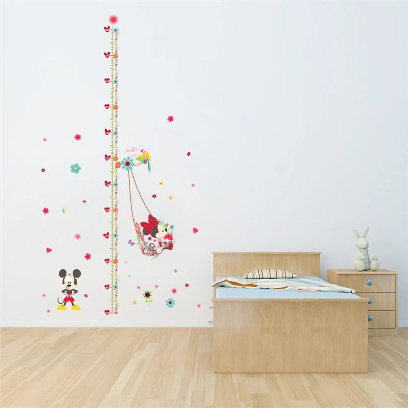Minnie Mouse Growth Chart