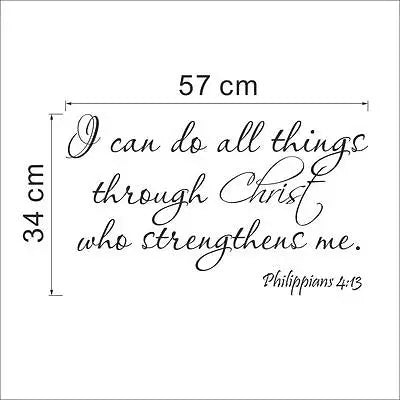 Christ Strengthens Me