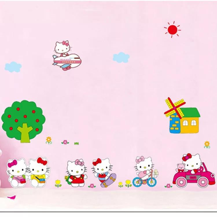 Hello Kitty Travels