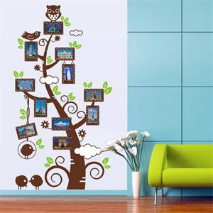 Owl Family Tree
