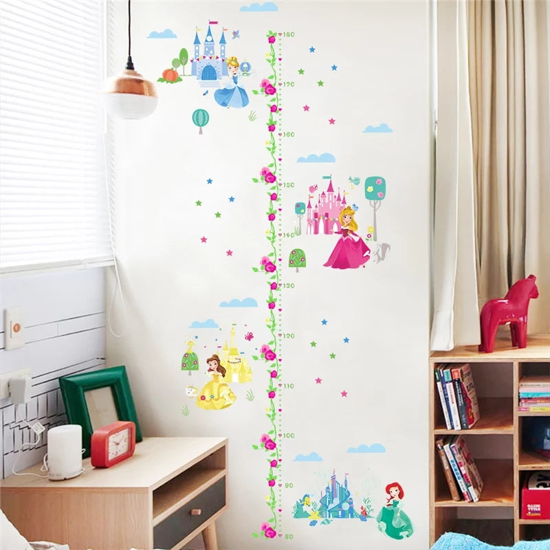 Princess Castle Growth Chart
