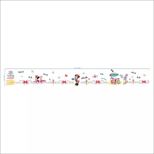 Minnie Mouse Border