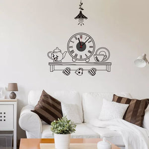 DIY Clock - Kitchen