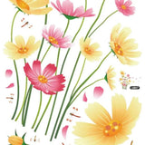 Pink & Yellow Flowers