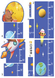 Space Growth Chart