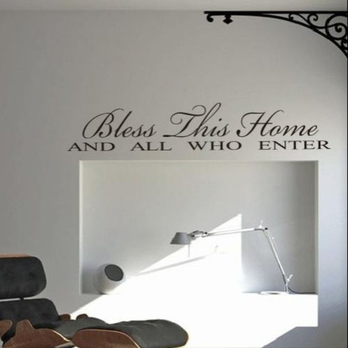 Bless This Home & All Who Enter