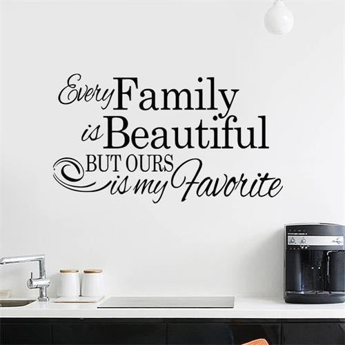 Every Family is Beautiful