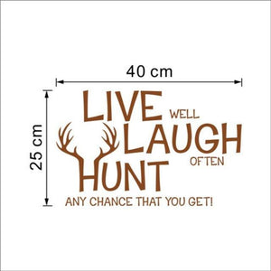 Live Laugh Hunt