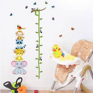 Green Vine Growth Chart