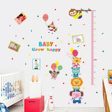Happy Baby Growth Chart