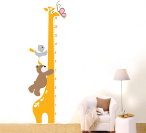 Yellow Growth Chart