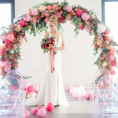 Balloon Inspiration - 5 ways you can use balloons to make your big day extra special