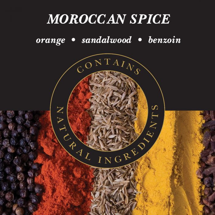 Moroccan Spice Lamp Fragrance 250ml | Presentimes