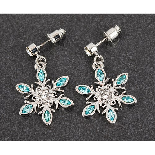 Eq icicles Snowflake Earrings | Presentimes