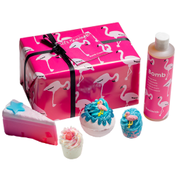 Lets Flamingle Gift Pack | Presentimes