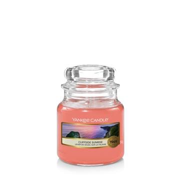 Cliffside Sunrise Small Jar