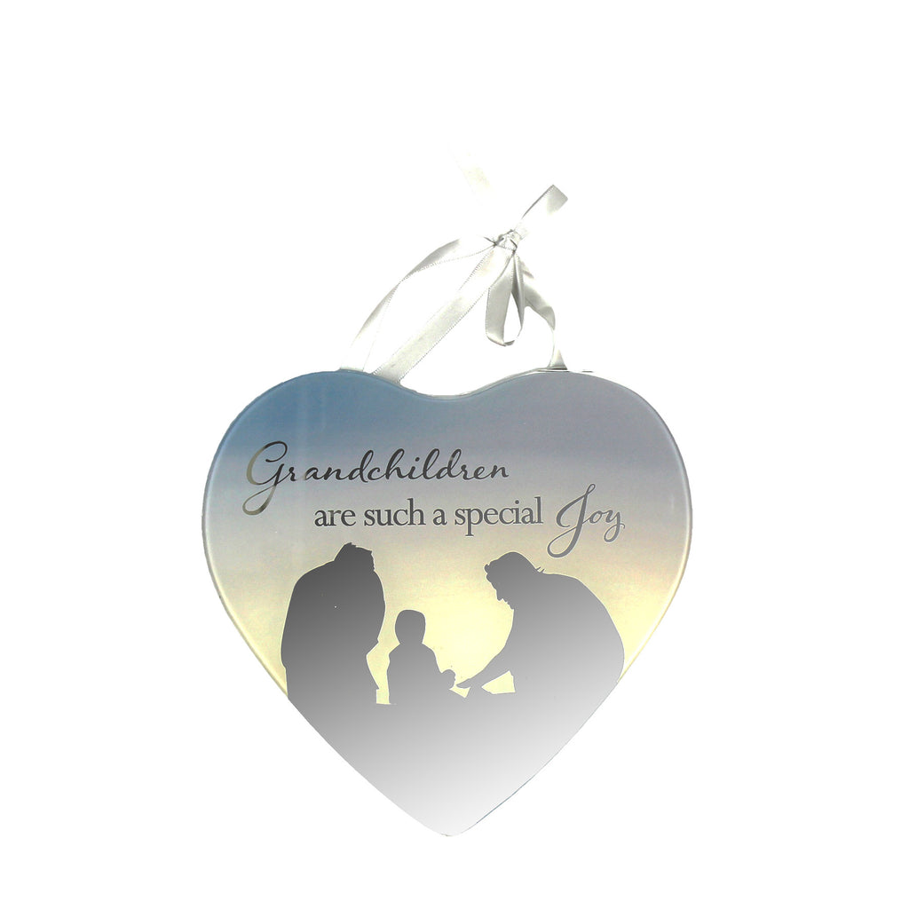 **MULTI 6**Reflections Of The Heart Plaque Grandchildren | Presentimes