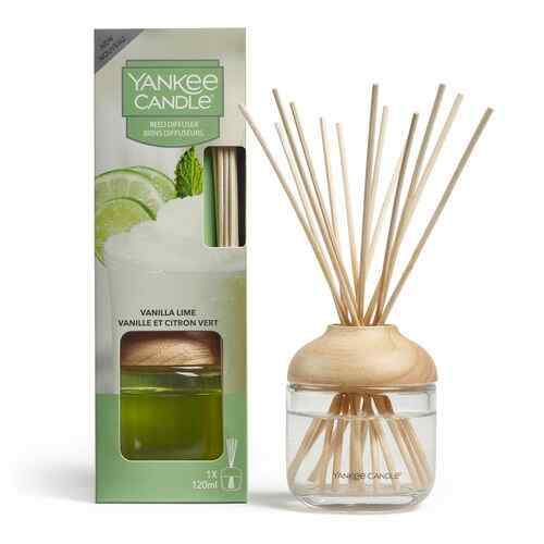 REED DIFFUSER VANILLA LIME | Presentimes