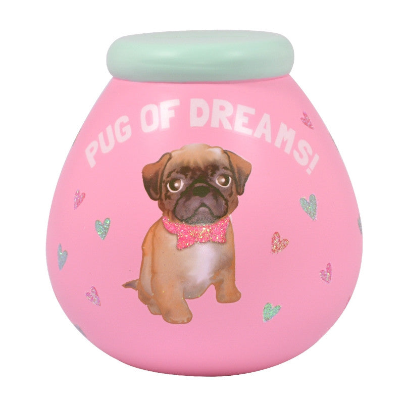 Pug Of Dreams | Presentimes