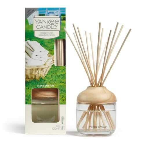 REED DIFFUSER CLEAN COTTON | Presentimes
