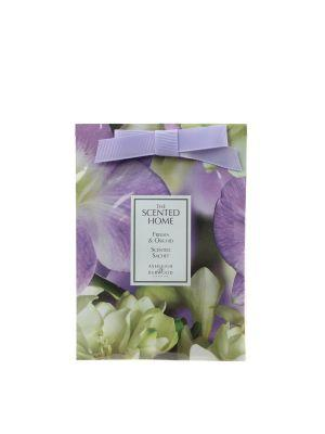 Scented Home Sachets Freesia & Orchid