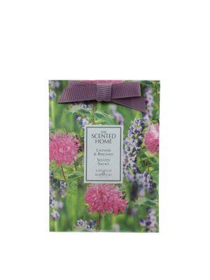 Scented Home Sachets Lavender and Bergamot