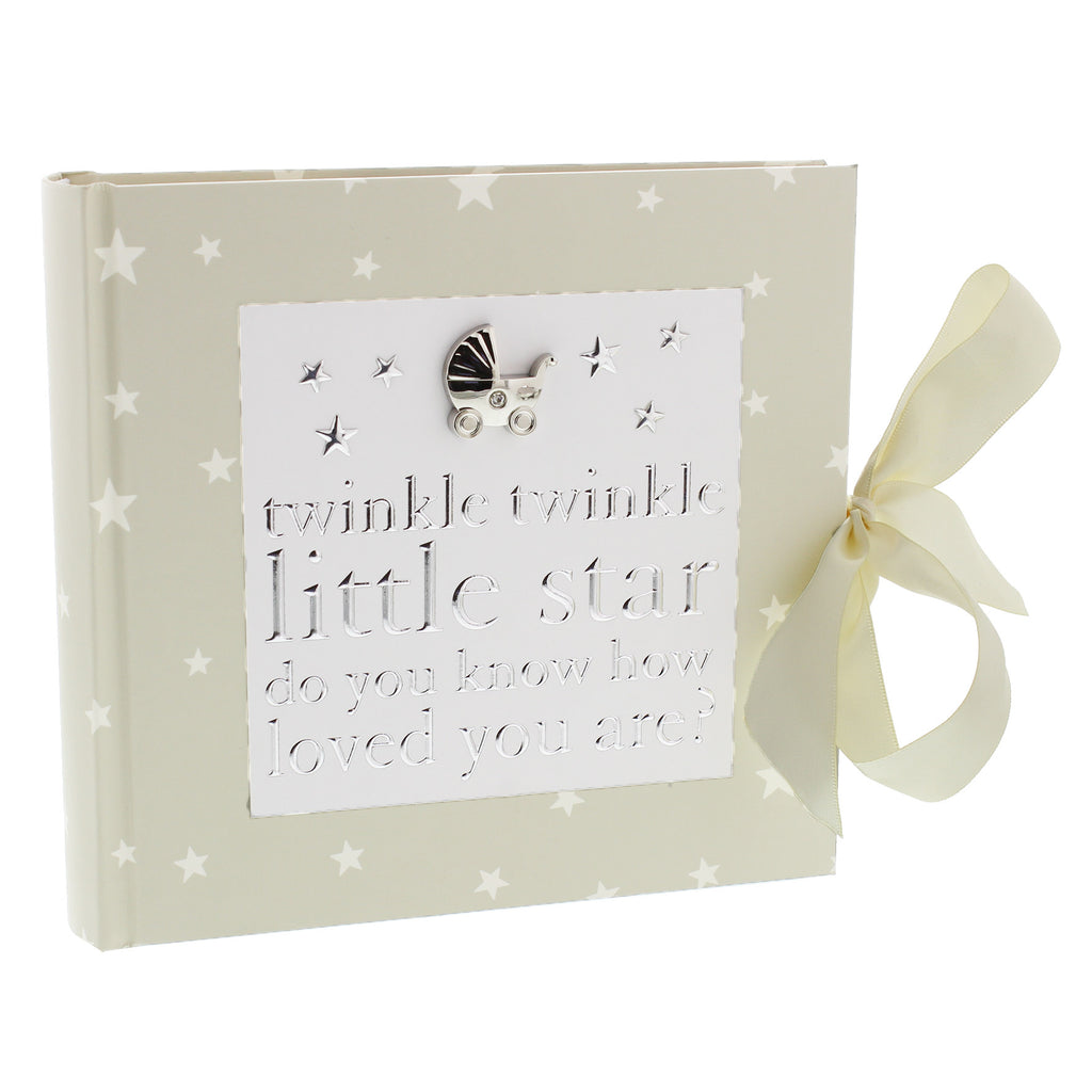 "Bambino Photo Album 4"" x 6"" Twinkle Twinkle 