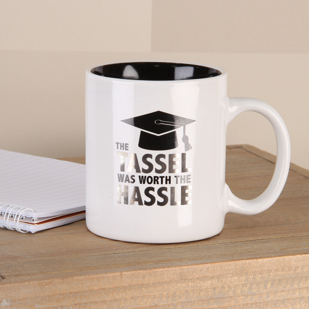 Graduation Gift - The Tassel Was Worth The Hassle | Presentimes