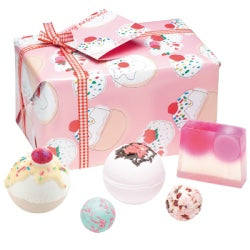Cherry Bathe-well Gift Pack | Presentimes