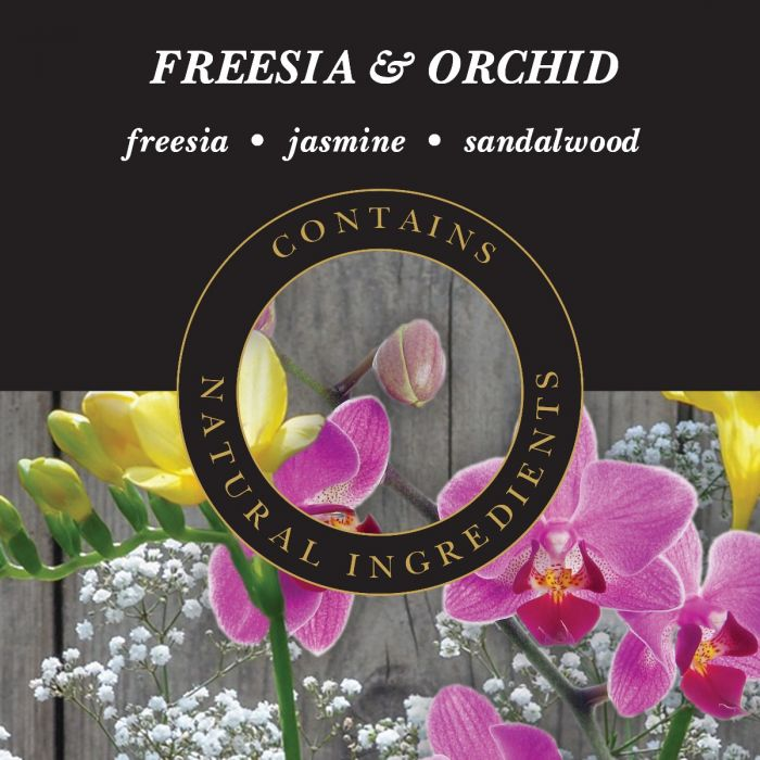 Freesia & Orchid | Presentimes