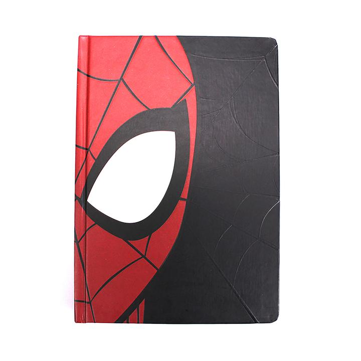 Spider-Man A5 Notebook - Web | Presentimes
