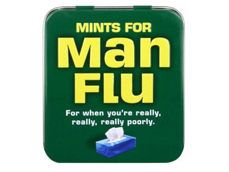 Man Flu Sugar Free Mints 45g | Presentimes