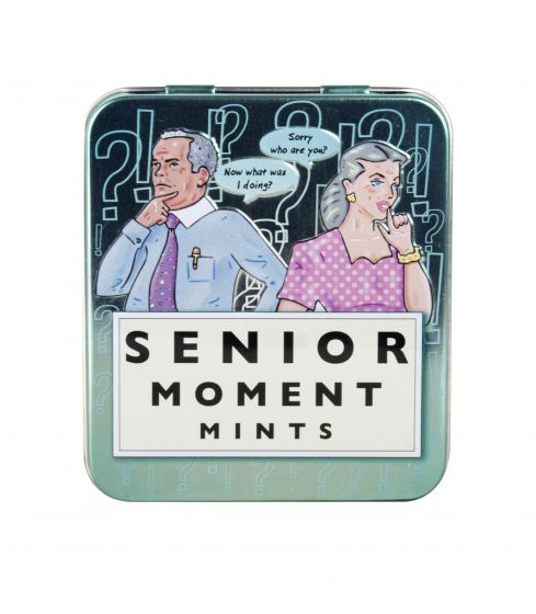Senior Moment Sugar Free Mints 45g | Presentimes