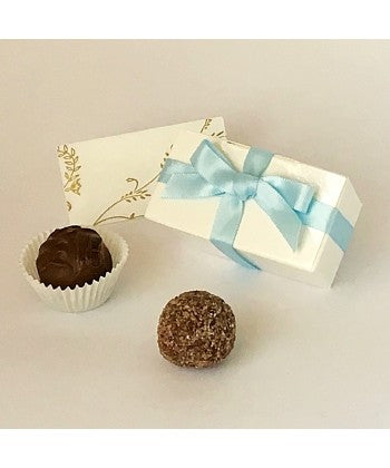 Luxury Chocolate Favour Boxes | Presentimes