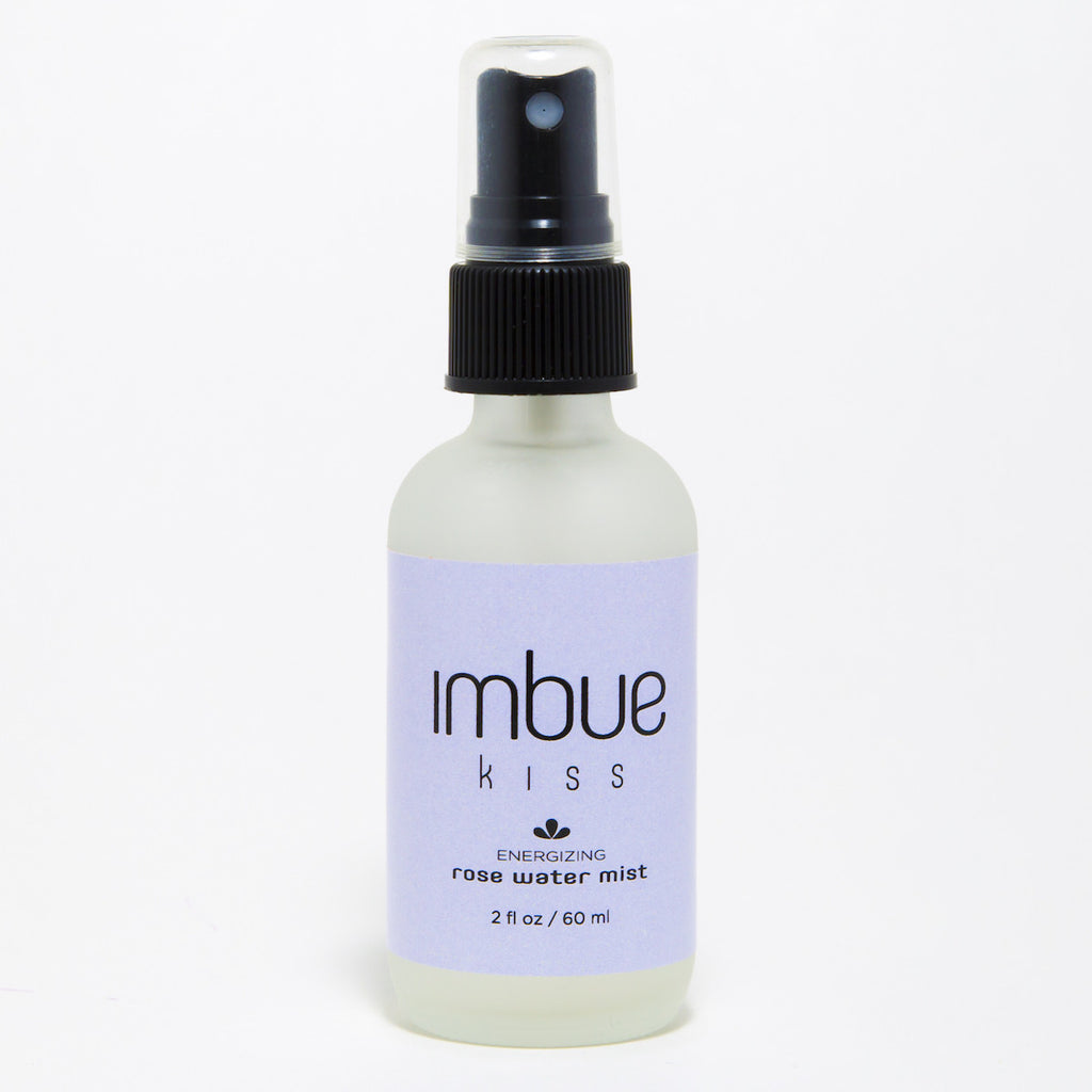 Kiss Rose Water Mist - Imbue Essential Oils