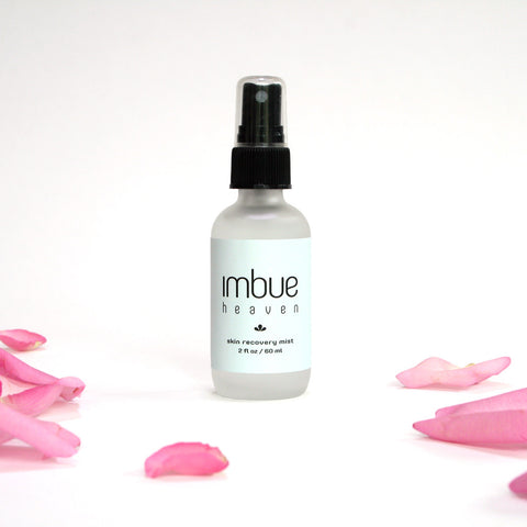 Heaven Rose Water Mist - Imbue Essential Oils