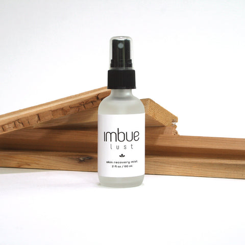Lust Rose Water Mist - Imbue Essential Oils