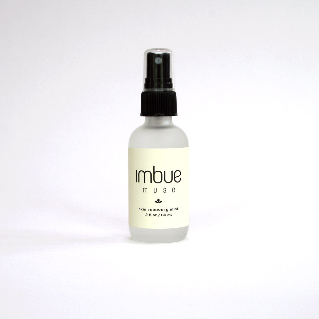 Muse Rose Water Mist - Imbue Essential Oils
