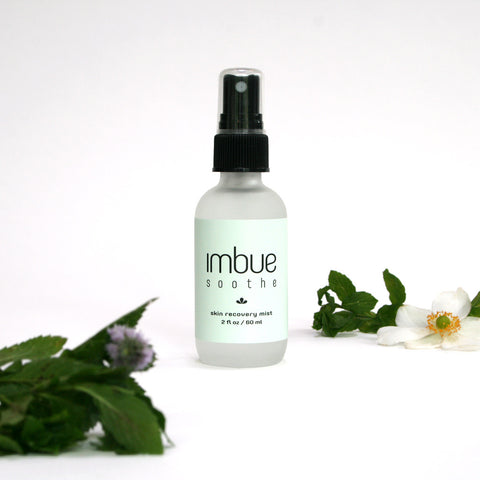 Soothe Rose Water Mist - Imbue Essential Oils