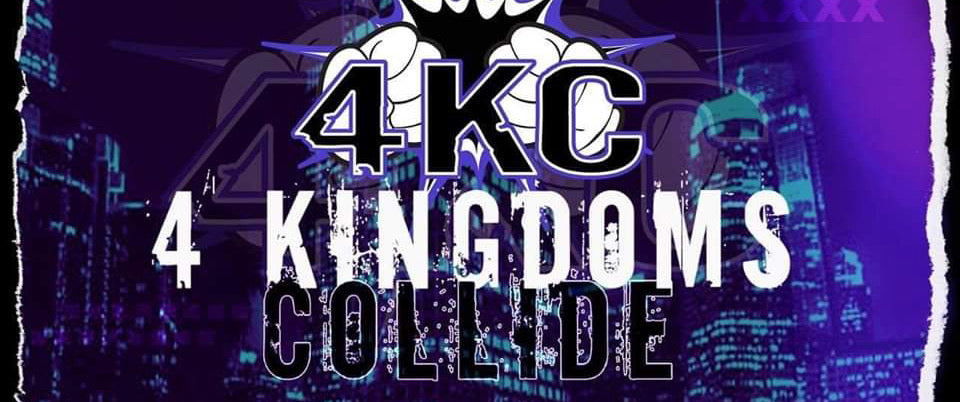 4KC: 4 Kingdoms Collide Gloving Competition