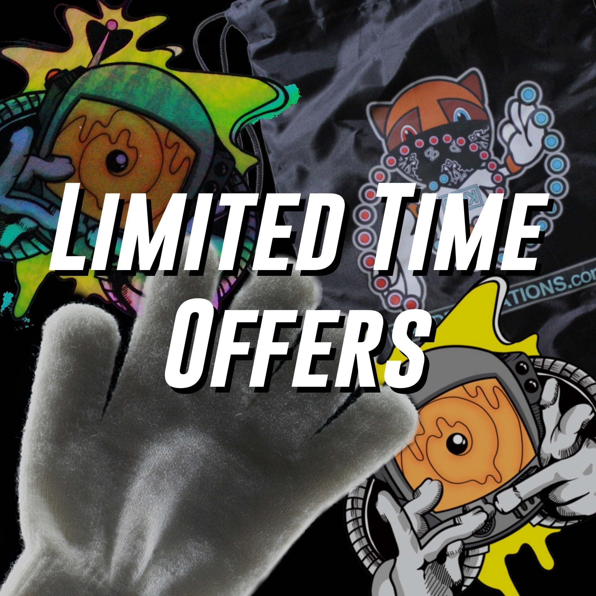 Limited-Time Offers!