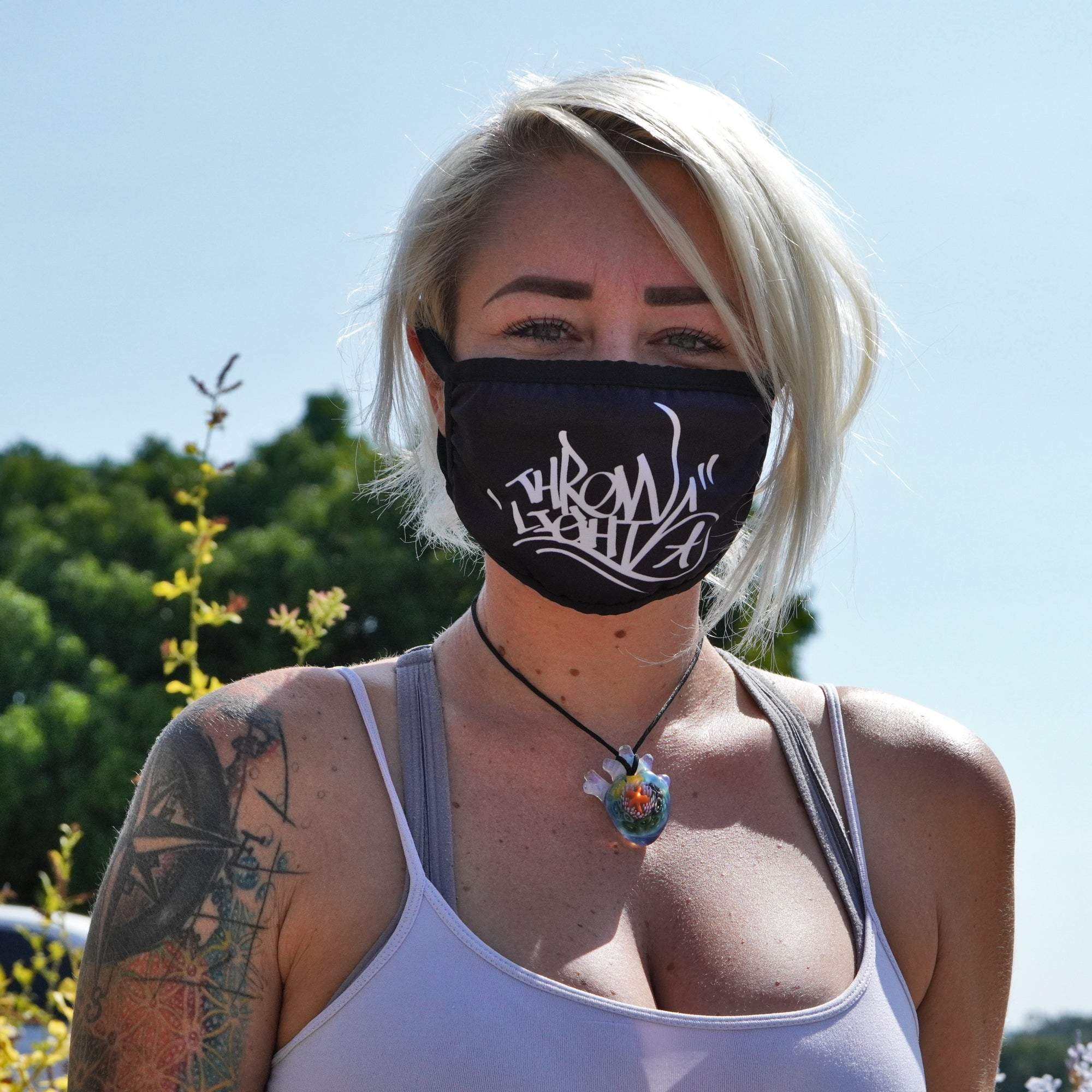 NEW Graff MASKS!