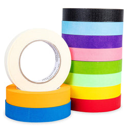 Painter's Tape (for holding batteries in trays)