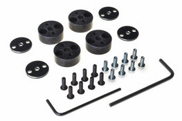 dji Inspire 1 Carbon Fiber propeller adapters kit