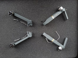 DJI Mavic Pro Replacement Arms - 4 arms complete set