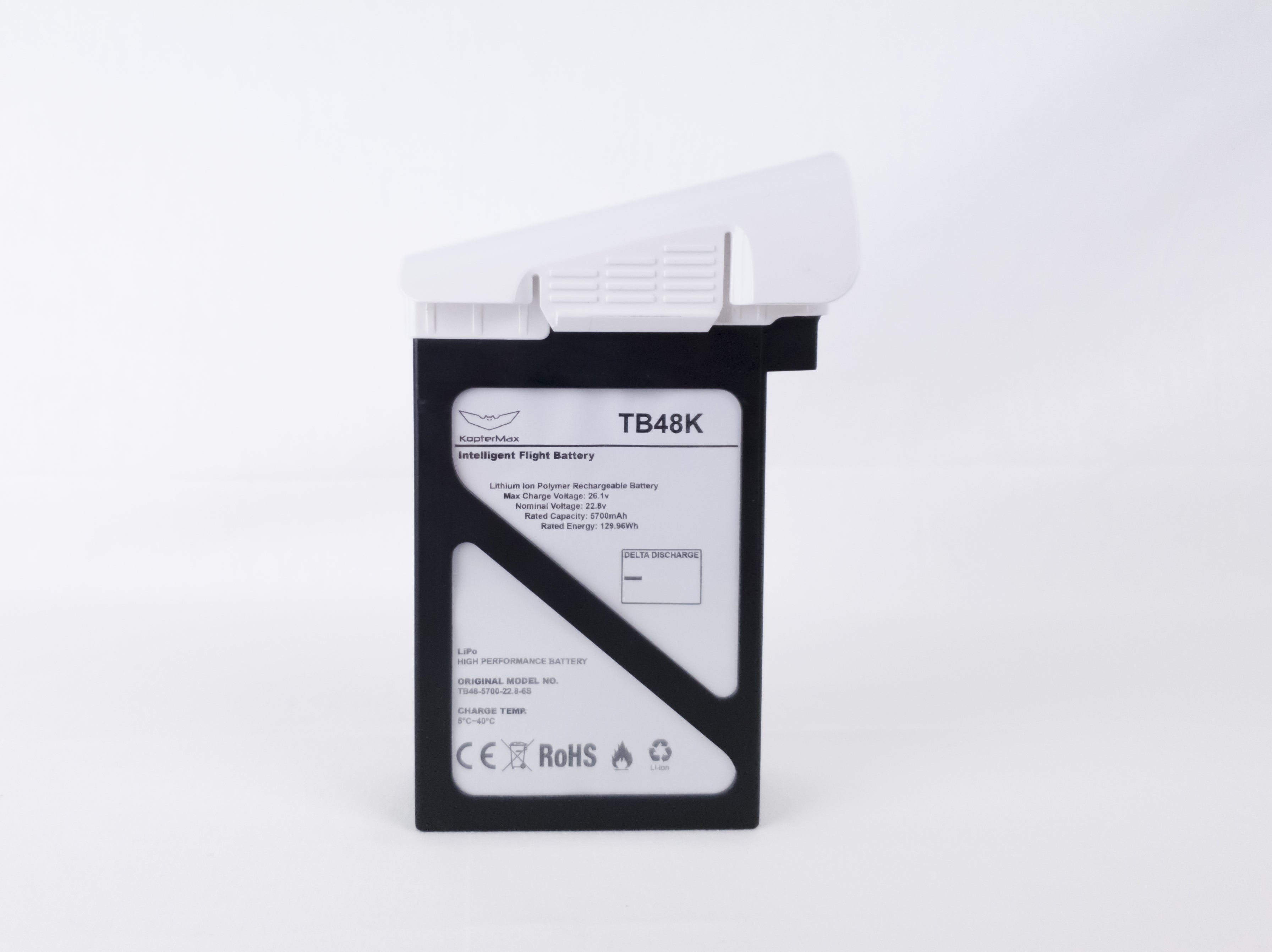 REGENERATED TB48 battery for DJI Inspire 1/Pro/v2