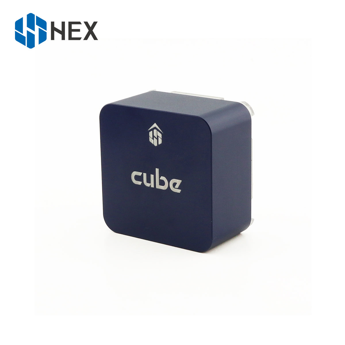 The Cube Blue (made in the US)