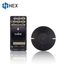 The Cube Black & Here 2 GPS Combo Set (Pixhawk 2.1 Standard Carrier Board)