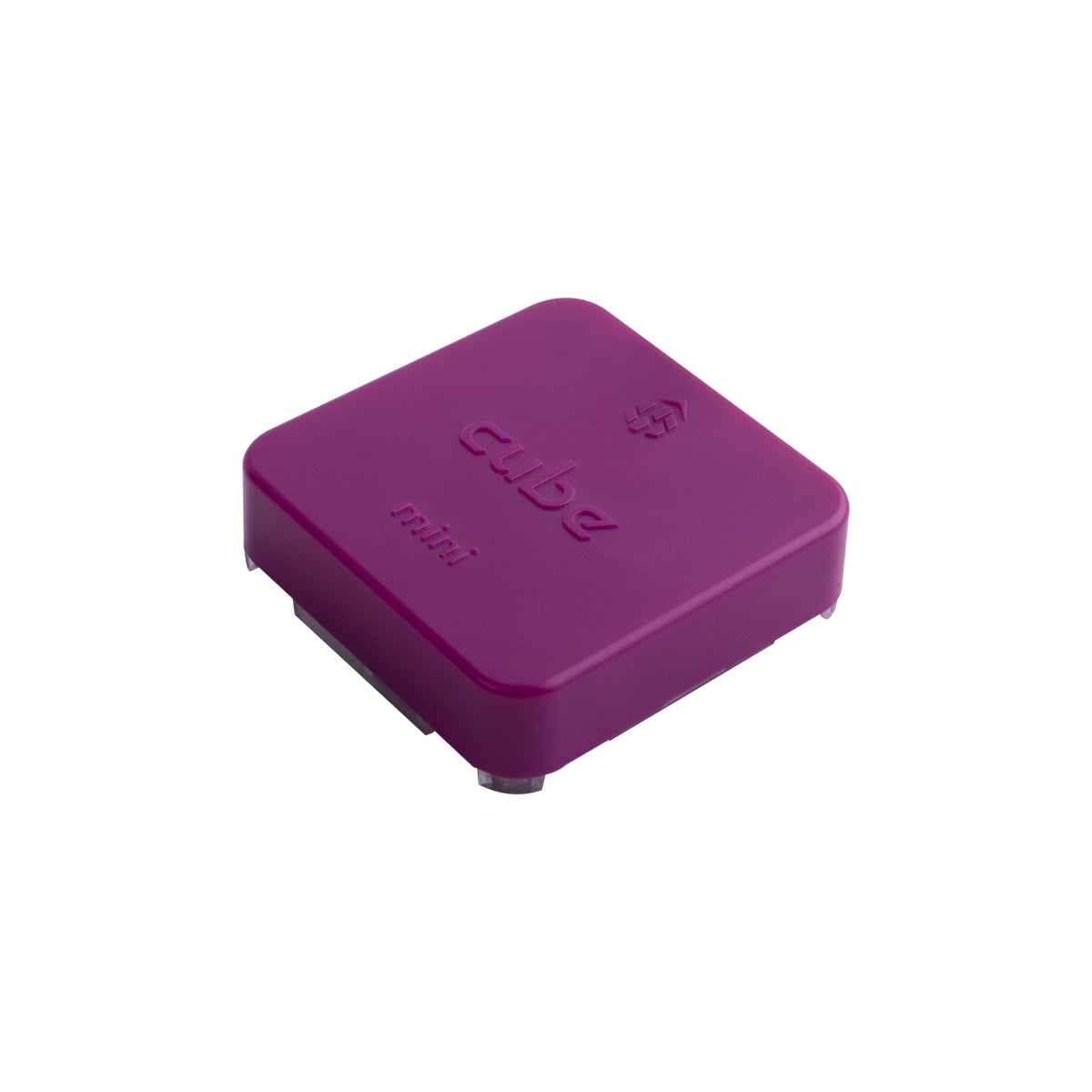 The Cube Purple