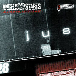 ANGELIC UPSTARTS - 'Live From The Justice League' Double LP